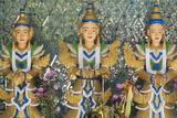 Sein Yaung Chi Pagoda  Yangon (Rangoon)  Myanmar (Burma)  Asia