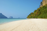Ao Phra Nang Bay  Ko Poda Island  Krabi Province  Thailand  Southeast Asia  Asia