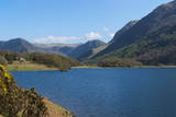 Crummock Water  Fleetwith Pike and High Crag  Western Lakes