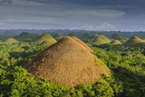 Chocolate Hills  Bohol  Philippines  Southeast Asia  Asia