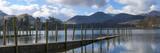 Lake Derwentwater  Catbells  Brandlehow