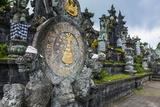Pura Besakih Temple Complex  Bali  Indonesia  Southeast Asia  Asia