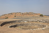 Gran Quivira  Kiva Ruins  Salinas Pueblo Missions National Monument