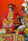 Buddha in Hainan Temple  Georgetown  Penang Island  Malaysia  Southeast Asia  Asia