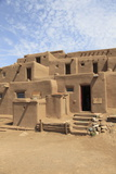Taos Pueblo  UNESCO World Heritage Site  Taos  New Mexico  United States of America  North America