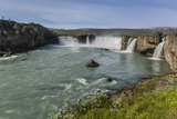 One of Iceland's Most Spectacular Waterfalls  Godafoss (Waterfall of the Gods)  Outside Akureyri