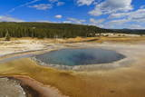 Crested Pool; Hot Spring; Upper Geyser Basin  Yellowstone National Park  Wyoming  Usa