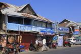 Aberdeen Bazaar  Port Blair  Andaman Islands  India  Asia