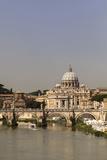 St Peter'S  Vatican City  Rome  Lazio  Italy  Europe