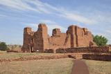 Church  Quarai  Salinas Pueblo Missions National Monument  Salinas Valley  New Mexico  Usa