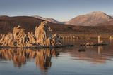 Dawn at Mono Lake  California  United States of America  North America