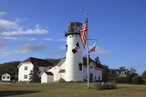 Chatham Lighthouse  Chatham  Cape Cod  Massachusetts  New England  Usa