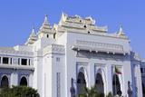 Yangon City Hall  Yangon (Rangoon)  Myanmar (Burma)  Asia
