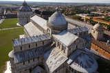 Duomo (Cathedral)  UNESCO World Heritage Site  Pisa  Tuscany  Italy  Europe