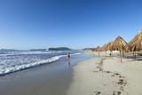 Villasimius Beach  Cagliari Province  Sardinia  Italy  Mediterranean  Europe