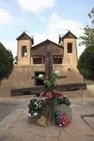 Santuario De Chimayo  Lourdes of America  Church