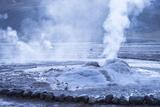 El Tatio Geyser Field  4320 Meters Elevation  Third Largest Geyser Field in World