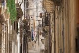 Back Streets  Balconies  Ortigia  Syracuse  Sicily  Italy  Europe