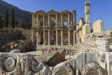 Library of Celsus  Roman Ruins of Ancient Ephesus  Near Kusadasi