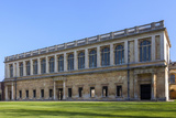 The Wren Library as from the Backs  Cambridge  Cambridgeshire  England  United Kingdom  Europe