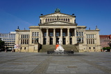 The Concert House (Konzerthaus)  Gendarmenmarkt  Berlin  Germany  Europe