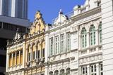 Dutch Gables in Old Market Square  Kuala Lumpur  Malaysia  Southeast Asia  Asia