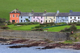 Row of Cottages at Roches Point  Whitegate Village  County Cork