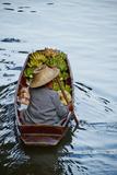 Floating Market  Damnoen Saduak  Ratchaburi Province  Thailand  Southeast Asia  Asia