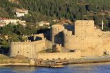 Kilitbahir Castle  Bozcaada Island  Dardenelles Strait  Canakkale  Turkey  Europe