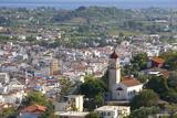 View over City Rooftops  Zakynthos Town  Zakynthos (Zante) (Zakinthos)