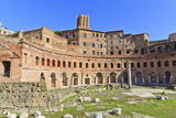 Trajan's Markets  Forum Area  Rome  Lazio  Italy  Europe