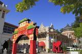 Kuala Lumpur City Gallery in Merdeka Square  Kuala Lumpur  Malaysia  Southeast Asia  Asia