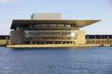 Copenhagen's Opera House by Architect Henning Larsen  Copenhagen  Denmark  Scandinavia  Europe