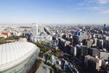Tokyo Dome  Tokyo  Honshu  Japan  Asia