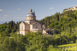 Tempio Di San Biagio in Montepulciano  Val D'Orcia  Tuscany  Italy  Europe