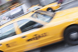 Yellow Taxi  New York  United States of America  North America
