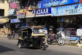 Street Scene in Port Blair  Andaman Islands  India  Asia