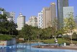 Klcc Park  Kuala Lumpur  Malaysia  Southeast Asia  Asia