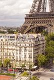 The Eiffel Tower  Paris  France  Europe