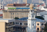 Clock Tower  Georgetown  Penang Island  Malaysia  Southeast Asia  Asia