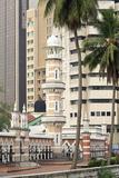 Jamek Mosque  Kuala Lumpur  Malaysia  Southeast Asia  Asia