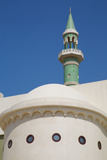 Grand Mosque Minaret  Doha  Qatar  Middle East