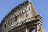 The Colosseum  Rome  Lazio  Italy  Europe