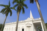 St George's Church  Georgetown  Penang Island  Malaysia  Southeast Asia  Asia