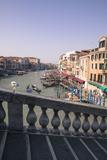 Grand Canal  Venice  UNESCO World Heritage Site  Veneto  Italy  Europe