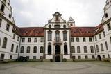 City Museum  Fussen  Bavaria  Germany  Europe