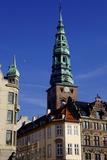 Nikolaj Kirke (Nikolai Church)  Copenhagen  Denmark  Scandinavia  Europe