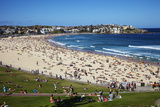 Bondi Beach  Sydney  New South Wales  Australia  Pacific