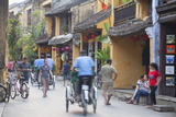 Street Scene  Hoi An  Quang Nam  Vietnam  Indochina  Southeast Asia  Asia