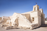 Chile's Oldest Church  Chiu-Chiu Village  Atacama Desert in Northern Chile  South America
